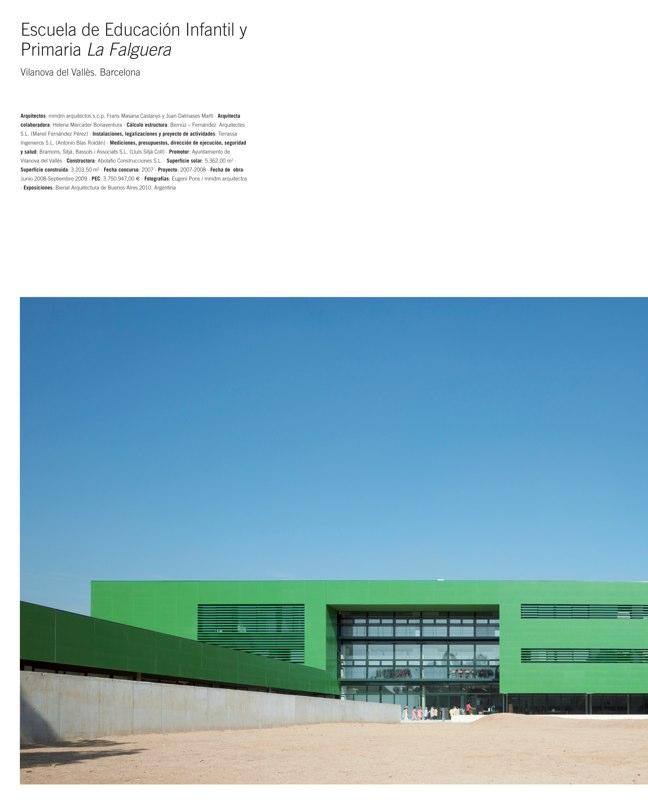 Temas de Arquitectura 12 Arquitectura Escolar 6 - Preview 5
