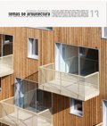 Temas de Arquitectura 13 Vivienda colectiva 1
