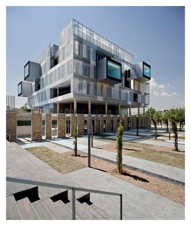 Temas de Arquitectura 14 Arquitectura Terciaria Oficinas 3 - Preview 3