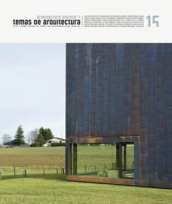 Temas de Arquitectura 15 Arquitectura ESCOLAR 7