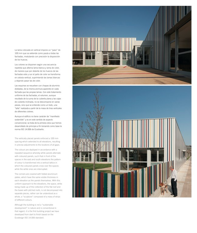 Temas de Arquitectura 15 Arquitectura ESCOLAR 7 - Preview 14