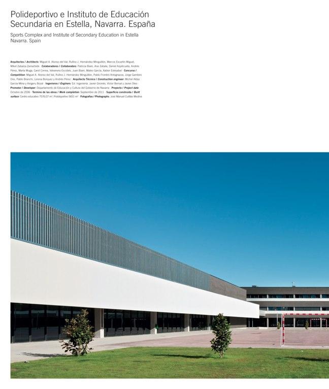 Temas de Arquitectura 15 Arquitectura ESCOLAR 7 - Preview 15