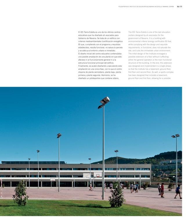 Temas de Arquitectura 15 Arquitectura ESCOLAR 7 - Preview 16