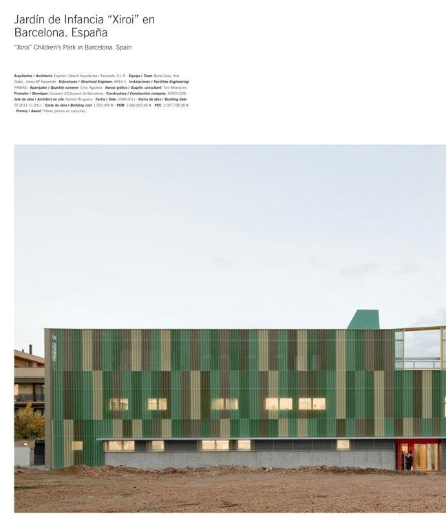 Temas de Arquitectura 15 Arquitectura ESCOLAR 7 - Preview 17