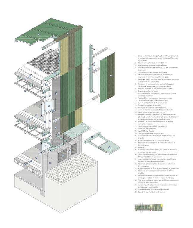 Temas de Arquitectura 15 Arquitectura ESCOLAR 7 - Preview 18