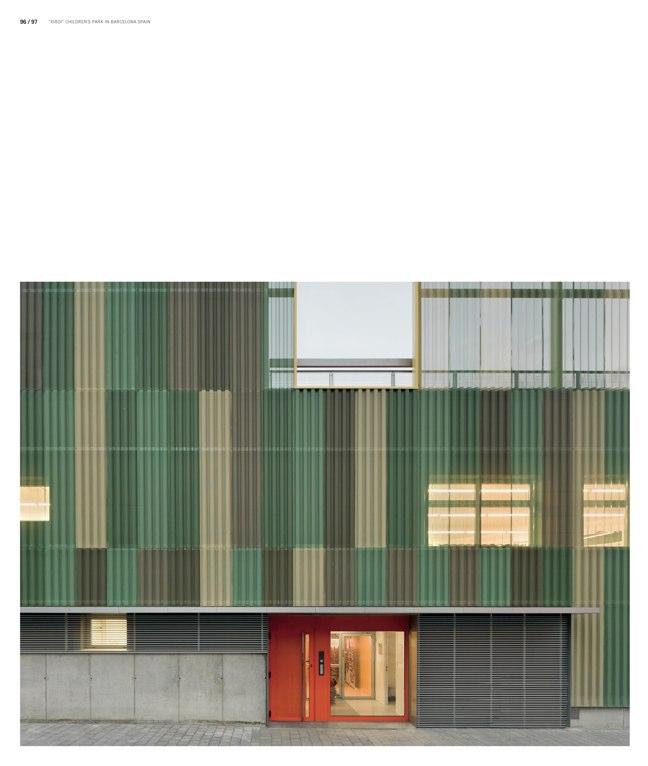 Temas de Arquitectura 15 Arquitectura ESCOLAR 7 - Preview 19
