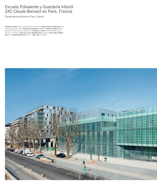Temas de Arquitectura 15 Arquitectura ESCOLAR 7 - Preview 20