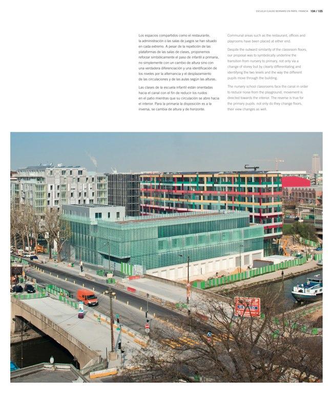 Temas de Arquitectura 15 Arquitectura ESCOLAR 7 - Preview 21