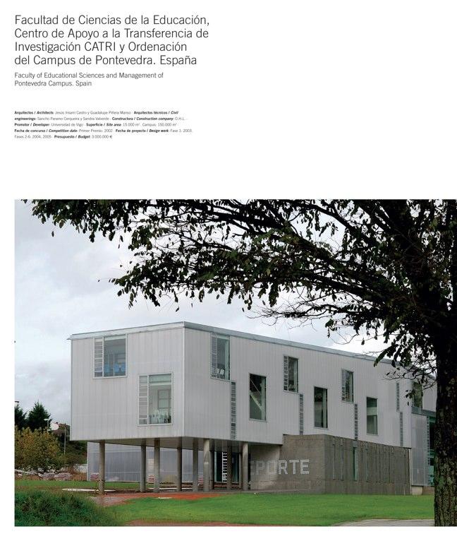 Temas de Arquitectura 15 Arquitectura ESCOLAR 7 - Preview 25