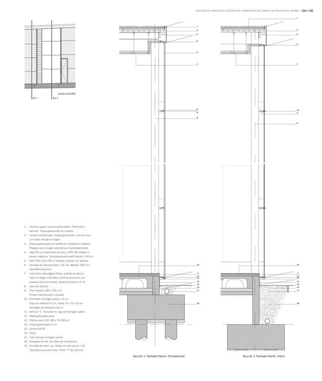 Temas de Arquitectura 15 Arquitectura ESCOLAR 7 - Preview 28