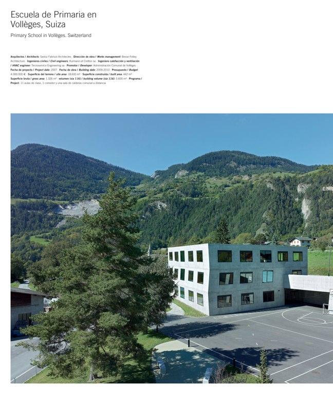 Temas de Arquitectura 15 Arquitectura ESCOLAR 7 - Preview 2