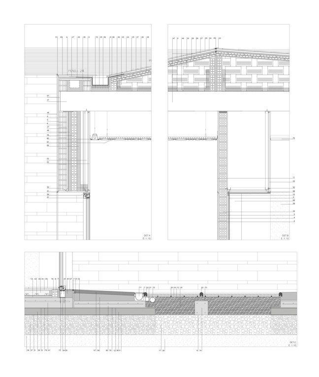 Temas de Arquitectura 15 Arquitectura ESCOLAR 7 - Preview 30