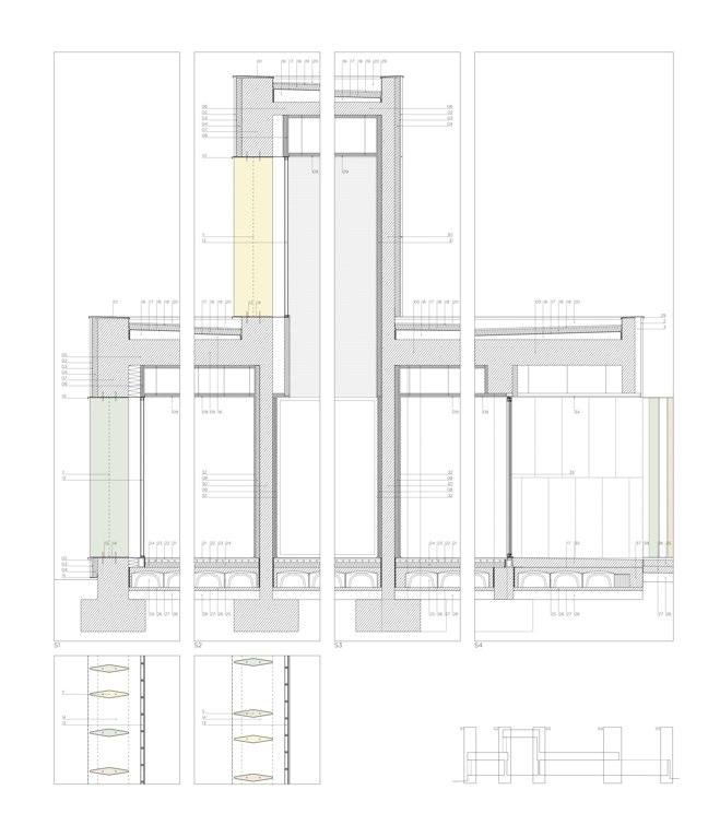 Temas de Arquitectura 15 Arquitectura ESCOLAR 7 - Preview 32