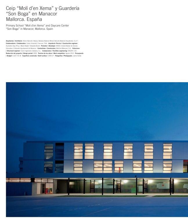 Temas de Arquitectura 15 Arquitectura ESCOLAR 7 - Preview 4