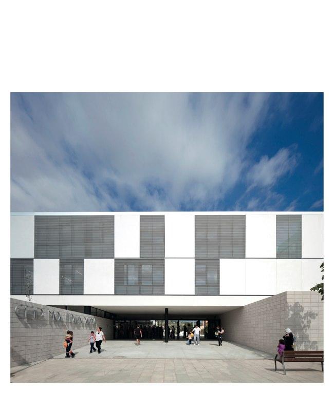 Temas de Arquitectura 15 Arquitectura ESCOLAR 7 - Preview 5