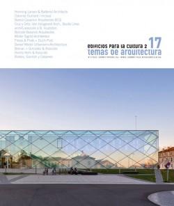 Temas de Arquitectura 17 EDIFICIOS PARA LA CULTURA 2