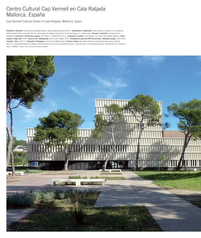 Temas de Arquitectura 17 EDIFICIOS PARA LA CULTURA 2 - Preview 11