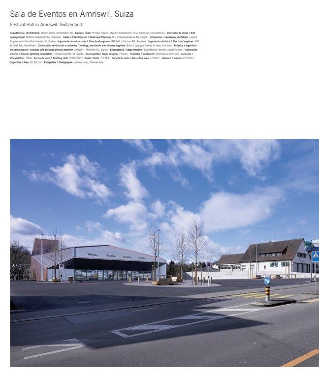Temas de Arquitectura 17 EDIFICIOS PARA LA CULTURA 2 - Preview 12
