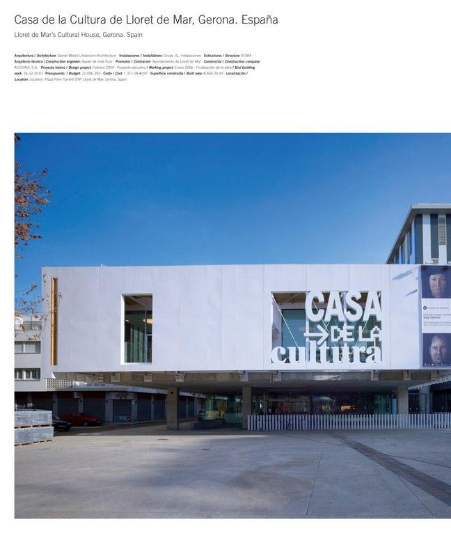 Temas de Arquitectura 17 EDIFICIOS PARA LA CULTURA 2 - Preview 15