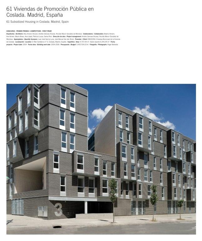 Temas de Arquitectura 18 VIVIENDA COLECTIVA 2 - Preview 10