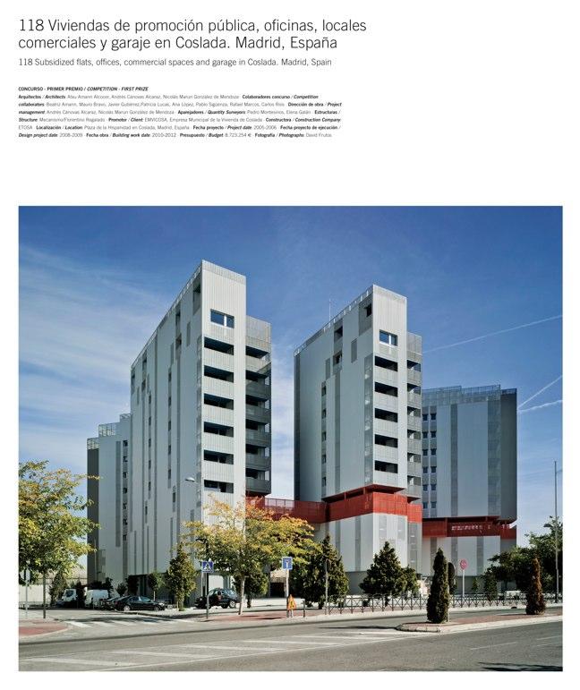 Temas de Arquitectura 18 VIVIENDA COLECTIVA 2 - Preview 14