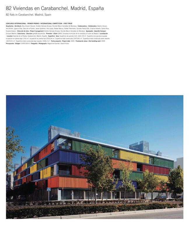 Temas de Arquitectura 18 VIVIENDA COLECTIVA 2 - Preview 2