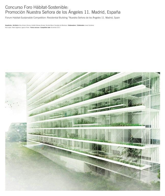 Temas de Arquitectura 18 VIVIENDA COLECTIVA 2 - Preview 3