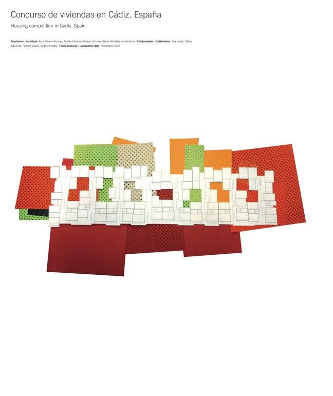 Temas de Arquitectura 18 VIVIENDA COLECTIVA 2 - Preview 4