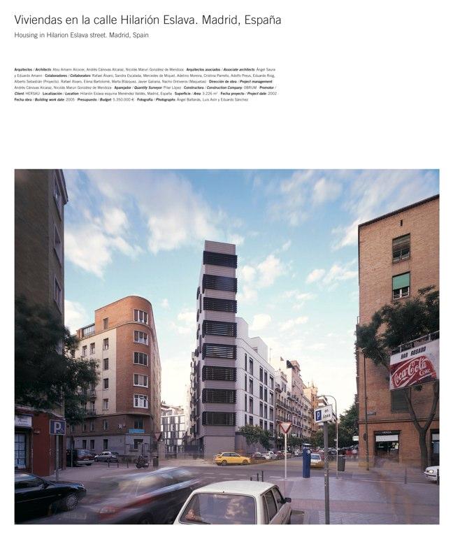Temas de Arquitectura 18 VIVIENDA COLECTIVA 2 - Preview 5