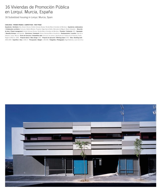 Temas de Arquitectura 18 VIVIENDA COLECTIVA 2 - Preview 8
