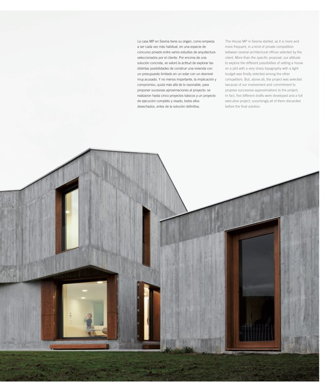 Temas de Arquitectura 19 Spanish Contemporary Architecture - Preview 13