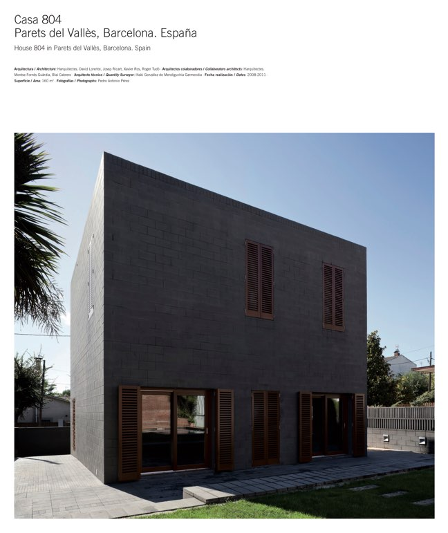 Temas de Arquitectura 19 Spanish Contemporary Architecture - Preview 7