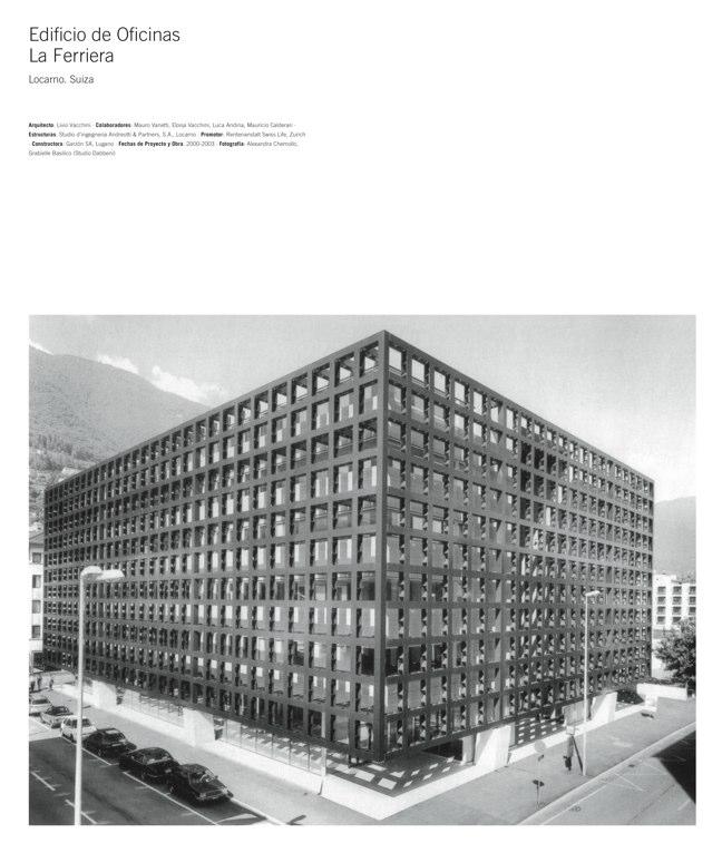 Temas de Arquitectura 07 Arquitectura Terciaria. OFICINAS 2 - Preview 2