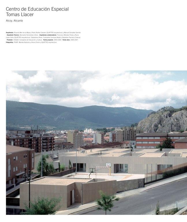 Temas de Arquitectura 08 Arquitectura ESCOLAR 4 - Preview 3