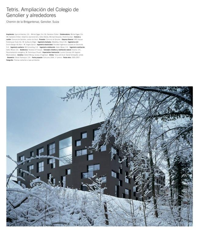 Temas de Arquitectura 08 Arquitectura ESCOLAR 4 - Preview 5