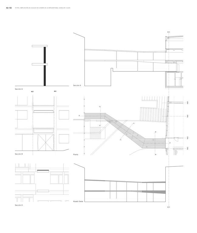 Temas de Arquitectura 08 Arquitectura ESCOLAR 4 - Preview 6