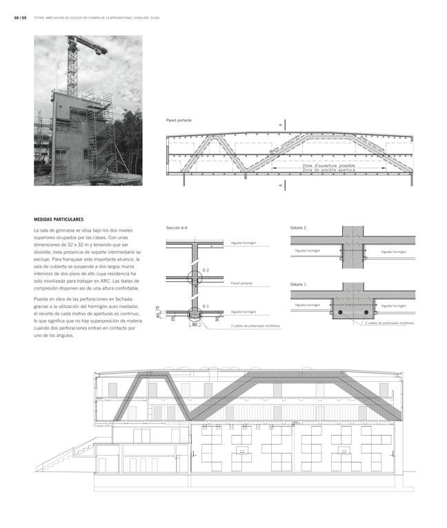 Temas de Arquitectura 08 Arquitectura ESCOLAR 4 - Preview 7