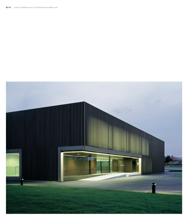 Temas de Arquitectura 08 Arquitectura ESCOLAR 4 - Preview 8