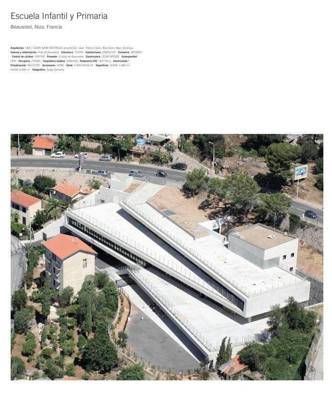 Temas de Arquitectura 08 Arquitectura ESCOLAR 4 - Preview 9