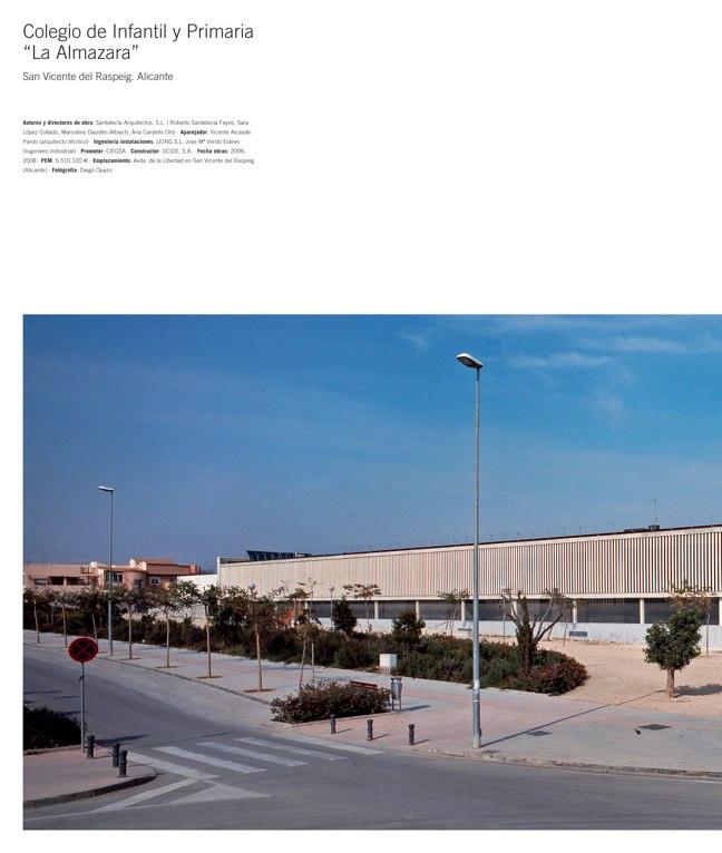 Temas de Arquitectura 09 Arquitectura ESCOLAR 5 - Preview 12