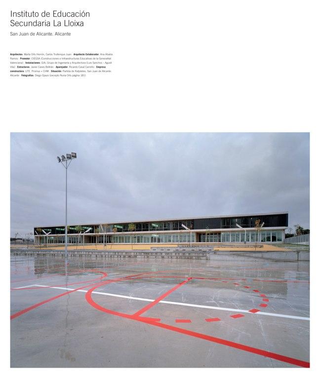 Temas de Arquitectura 09 Arquitectura ESCOLAR 5 - Preview 14