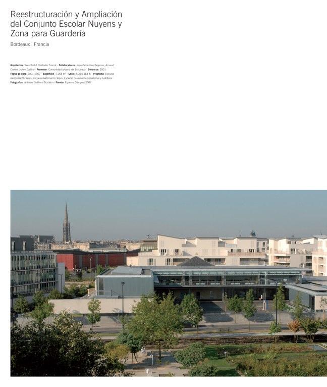 Temas de Arquitectura 09 Arquitectura ESCOLAR 5 - Preview 7