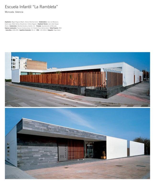 Temas de Arquitectura 09 Arquitectura ESCOLAR 5 - Preview 8
