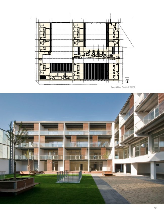 Architecture of Apartments in the World (Chinese Name: 全球公寓建筑设计) - Preview 20
