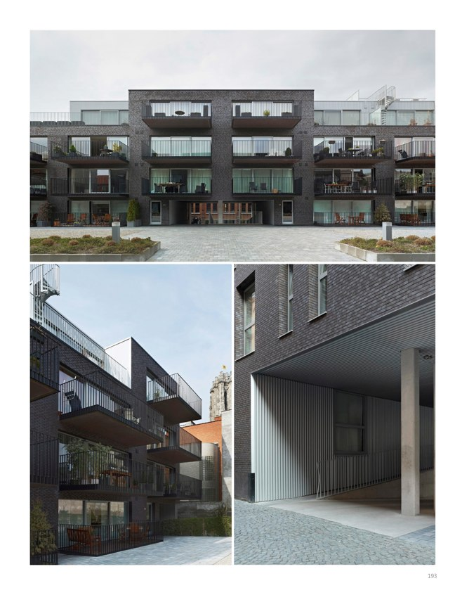 Architecture of Apartments in the World (Chinese Name: 全球公寓建筑设计) - Preview 36