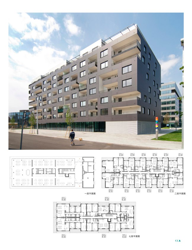 Architecture of Apartments in the World II (Chinese Name: 全球公寓建筑设计Ⅱ) - Preview 21