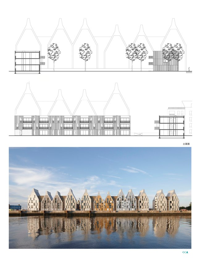 Architecture of Apartments in the World II (Chinese Name: 全球公寓建筑设计Ⅱ) - Preview 24