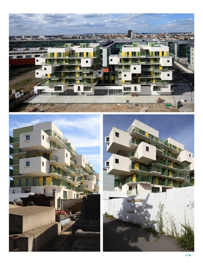 Architecture of Apartments in the World II (Chinese Name: 全球公寓建筑设计Ⅱ) - Preview 25