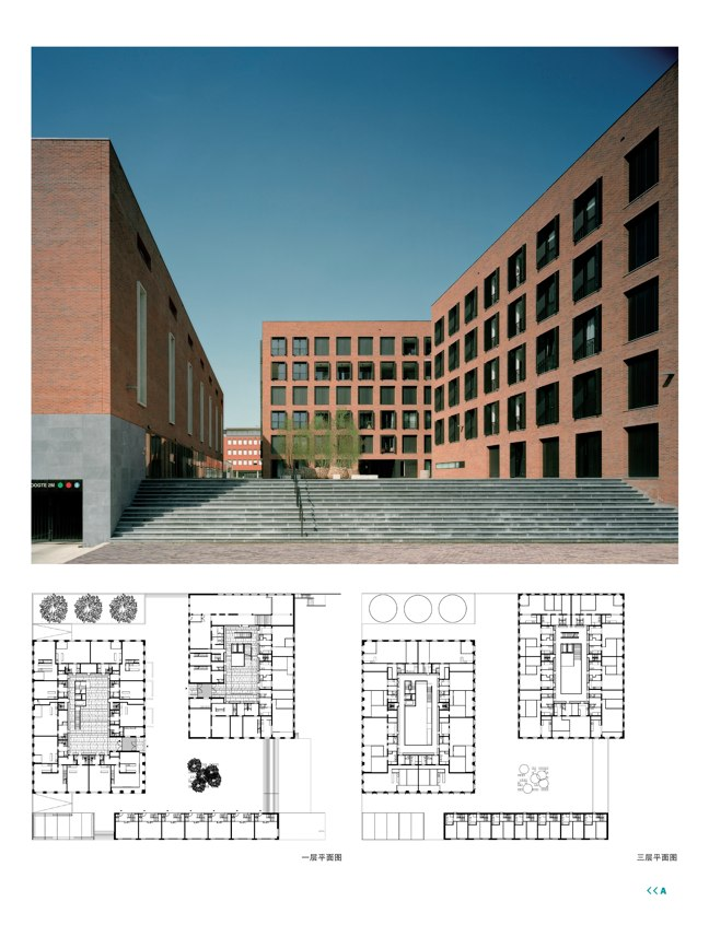 Architecture of Apartments in the World II (Chinese Name: 全球公寓建筑设计Ⅱ) - Preview 28
