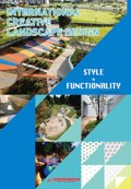 International Creative Landscape Design: Style + Functionality